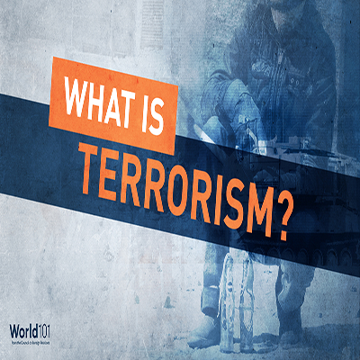 Terrorism and Its Meaning in Reality